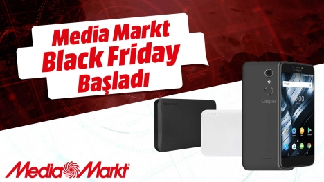 Media Markt Black Friday fırsatları!