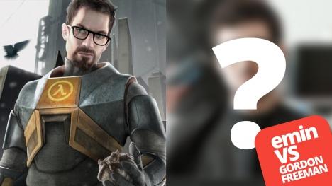 Emin, Gordon Freeman'a dönüşüyor! - Half-Life 2