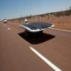 En Hızlı Güneş Aracı Yollarda