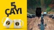 Telefon tutacağı hediyeli canlı yayın – 5 Çayı #172