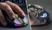 Asus ROG Chakram özellikleri belli oldu! Kablosuz şarj