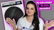 İlk defa denedim: Para yıkayan çamaşır makinesi