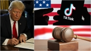 TikTok istediğini elde etti: Donald Trump'a müdahale!