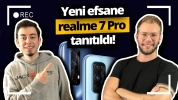 realme 7 ve 7 Pro tanıtıldı! İşte özellikleri
