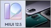 Xiaomi MIUI 12.5 için sürpriz yaptı: 7 modele geldi