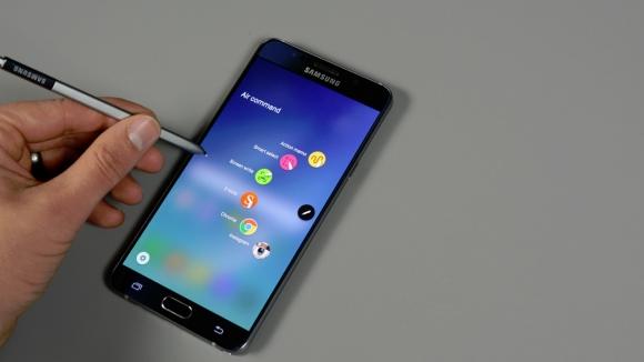 Samsung Galaxy Note 5 için güvenlik güncellemesi