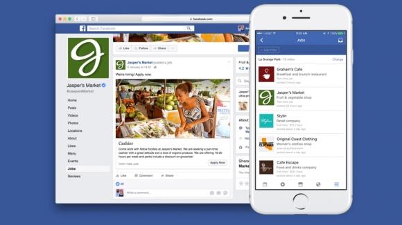 İş ilanlarının yeni adresi Facebook!