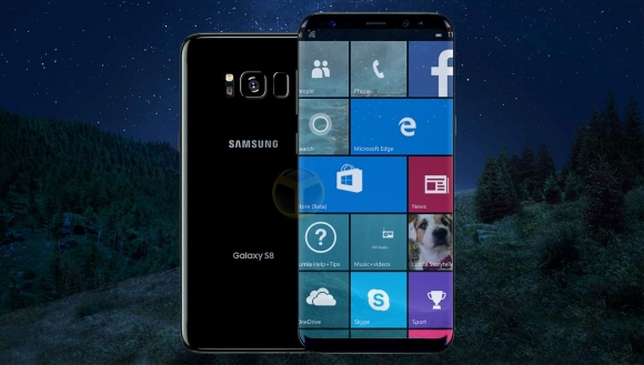 Galaxy S8 Windows 10 versiyonu mu geliyor?
