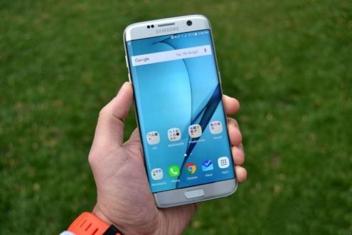 Galaxy S7 Edge'nin ekranı ödül aldı!