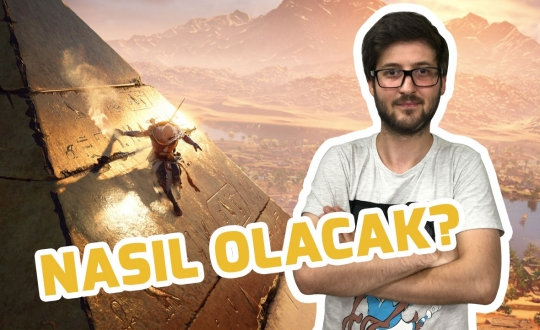 Assassin's Creed Origins ön inceleme!