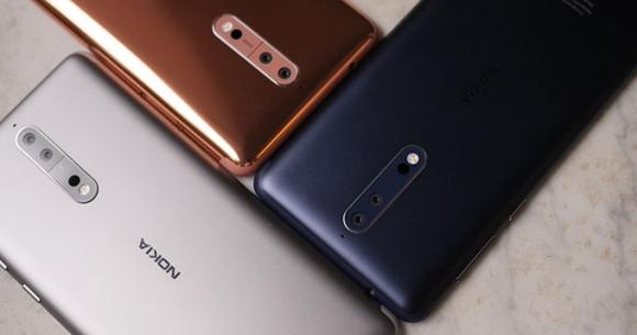 6 GB RAM'li Nokia 8 mi geliyor?