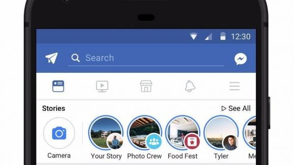 Facebook Hikayeler artık her yerde!