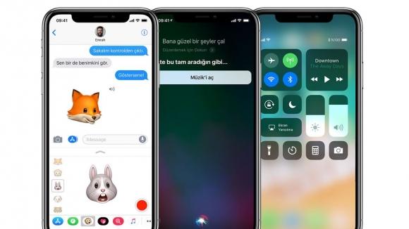 iOS 11 bir iOS 10 olamadı!