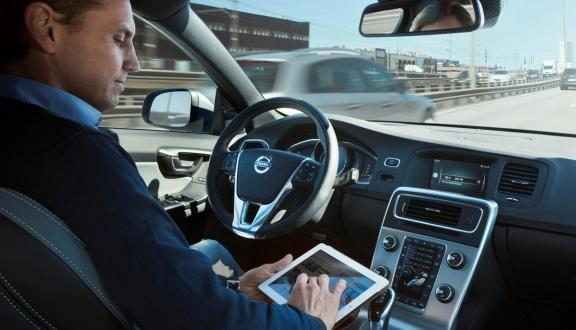 Volvo'dan otonom elektrikli araç hamlesi