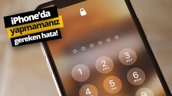 iPhone parolasını unutursanız ne olur? – Kötü son!