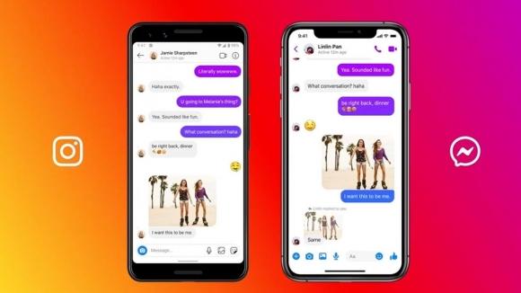 Söylenen şey oldu: Messenger ve Instagram birleşti!