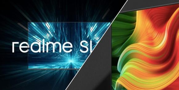 Realme 4K SLED akıllı TV ortaya çıktı! Dünyada ilk