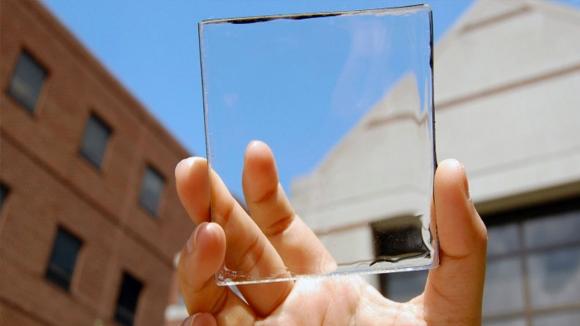 Şeffaf güneş piliyle gökdelenler elektrik üretecek