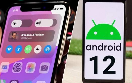 iOS 14 özelliği Android 12 için mi geliyor?